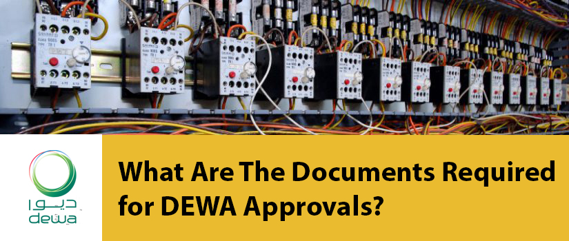 What Are The Documents Required for DEWA Approvals?