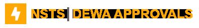 NSTS DEWA Approvals Logo