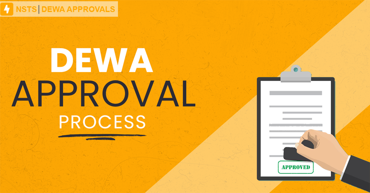 DEWA Approval Process