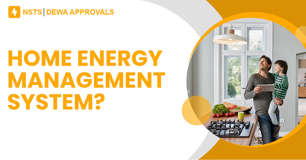 What is a Home energy management system?
